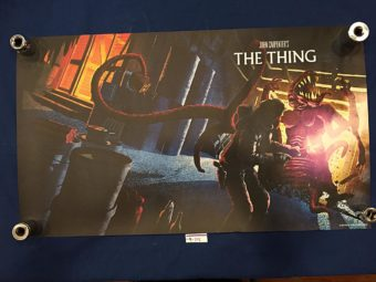 John Carpenter's The Thing Limited Edition Lithograph Poster (1982)