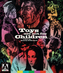Toys Are Not for Children Special Edition Blu-ray (2019)