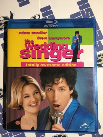 The Wedding Singer – Totally Awesome Edition Blu-ray (2009)