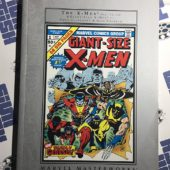 Giant Size Uncanny X-Men Comic TPB Marvel Masterworks Edition (2003)