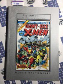 Giant Size Uncanny X-Men Comic TPB Marvel Masterworks Edition (2003)