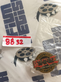Yu-Gi-Oh Trading Card Game RARE Collector Pin [8832]