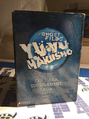 Yu Yu Hakusho: Ghost Files – The Dark Tournament Saga Part 2 6-Disc Set (2004)