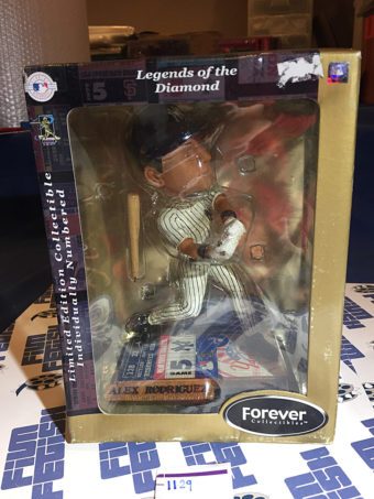 Legends of the Diamond Alex Rodriguez Figure