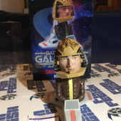 Bif Bang Pow 35th Anniversary Battlestar Galactica Colonial Viper with Apollo Bobble Head