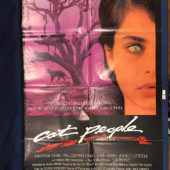 Cat People 27×41 inch Original Movie Poster (1982) [9356]