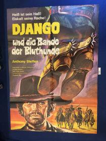 Django the Bastard (Django the Avenger) 23×33 inch Original German Movie Poster (1969) [9342]