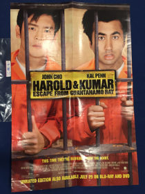 Harold and Kumar Escape From Guantanamo Bay 13×20 inch Movie Poster (2008) [9331]