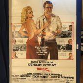 Hustle 27×41 inch Original Movie Poster (1975) Burt Reynolds [9352]