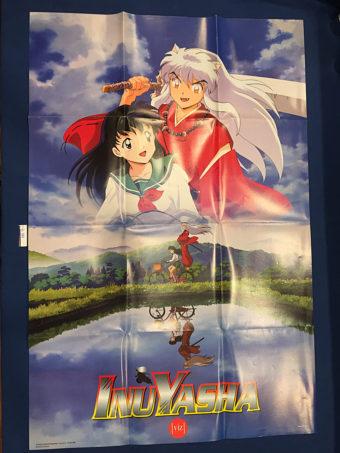 InuYasha Viz Media 24 x 36 inch Promotional Poster [9333]