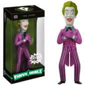 Batman Vinyl Idolz Joker Action Figure #32 Cesar Romero