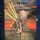 Krull 23×33 inch Original German Movie Poster (1983) [9349]