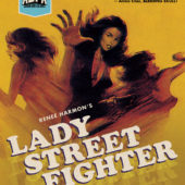 Lady Street Fighter Special Edition Blu-ray