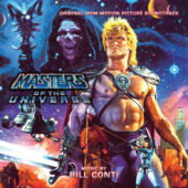 Masters of the Universe Original MGM Motion Picture Soundtrack CD