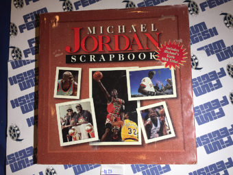 Michael Jordan Scrapbook Hardcover Edition (1998)