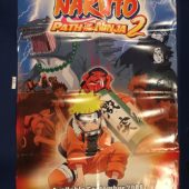 Shonen Jump Naruto: Path of the Ninja 2 Nintendo DS 24×36 inch Promotional Poster (2008) [9336]