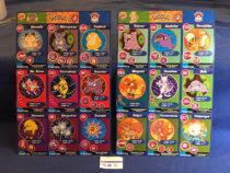 Set of 14 Pokemon Card Master Trainer Uncut Sheets Burger King WB Promotion (1999)
