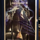 Poltergeist III 27×41 inch Original Movie Poster (1988) Tom Skerritt, Nancy Allen [9351]