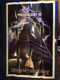 Poltergeist III 27×41 inch Original Movie Poster (1988) Tom Skerritt, Nancy Allen [9351]
