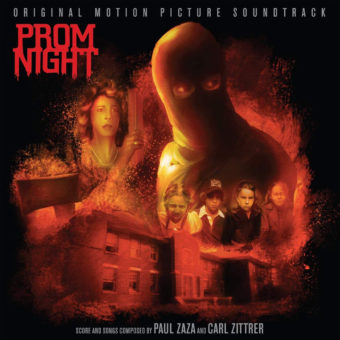 Prom Night: Original 1980 Motion Picture Soundtrack CD