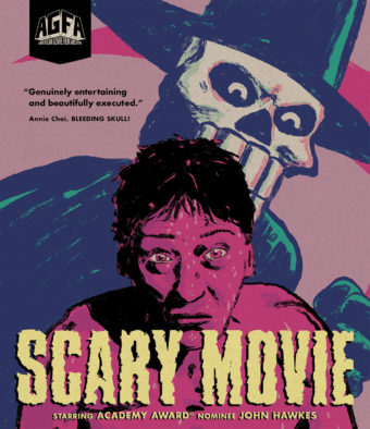Scary Movie (1991) Special Edition Blu-ray