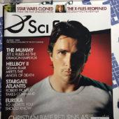 Sci Fi (SyFy) Magazine (August 2008) Christian Bale [9200]