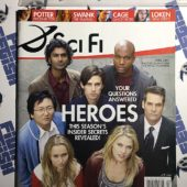 Sci Fi (SyFy) Magazine (April 2007) Heroes TV Series [9229]