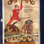 Swashbuckler 27 x 41 inch Original Movie Poster (1976) Robert Shaw, James Earl Jones [9366]
