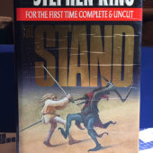Stephen King's The Stand: Complete and Uncut Hardcover Edition with Bernie Wrightson Illustrations (1990)