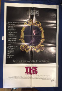 The Tenant 27×41 inch Original Movie Poster (1976) [9363]