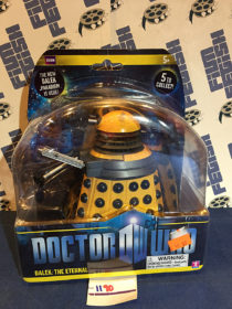 BBC Doctor Who Dalek: The Eternal Figure Yellow [1190]