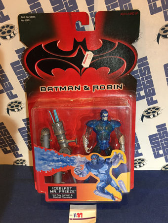 Batman & Robin Iceblast Mr. Freeze Action Figure [1189]