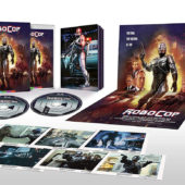 Robocop 2-Disc Special Limited Edition Blu-ray Collector's Set (2019)