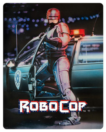 Robocop Special Limited 2-Disc Steelbook Edition Blu-ray (2019)