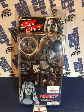 Frank Miller's Sin City Nancy Callahan (Jessica Alba) NECA Action Figure Series 1 [1191]