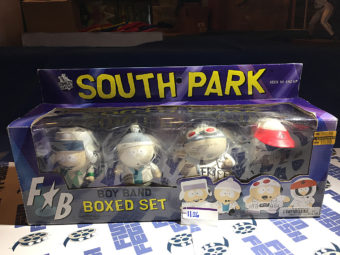 Mezco Toyz South Park Boy Band Deluxe Boxed Set [1126]