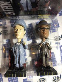 Star Trek: The Next Generation Sherlock Holmes Bobble Heads Set of 2 (2014) [1127]