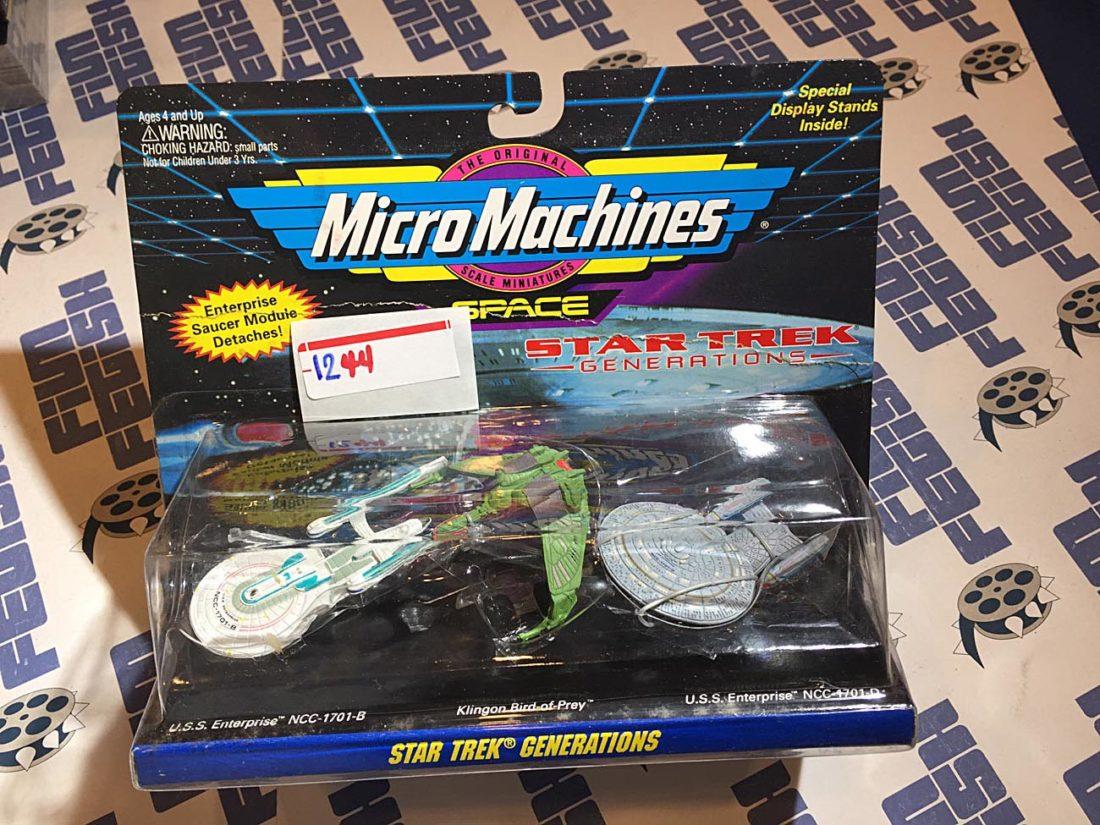 Micro Machines Star Trek Generations [1244]