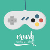 New banners created for our Crush Collectibles Shop