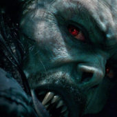 New trailer for action thriller Morbius now online