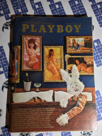 Playboy Magazine Holiday Anniversary Issue (January 1970) [1143]