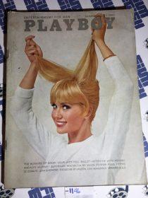 Playboy Magazine (Vol. 12, No. 10, October 1965) [1146]