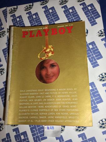 Playboy Magazine Gala Christmas Issue (Vol. 12, No. 12, December 1965) [1148]