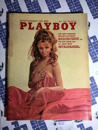 Playboy Magazine (Vol. 17, No. 5, May 1970) [1152]