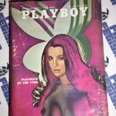 Playboy Magazine (Vol. 17, No. 6, June 1970) Playmate of the Year [1159]