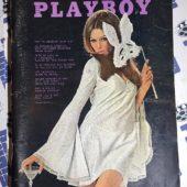Playboy Magazine (Vol. 15, No. 10, October 1968) Singer Barbara McNair [1160]