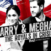 Harry and Meghan: The Royals In Crisis investigative special monarchy leadership exit