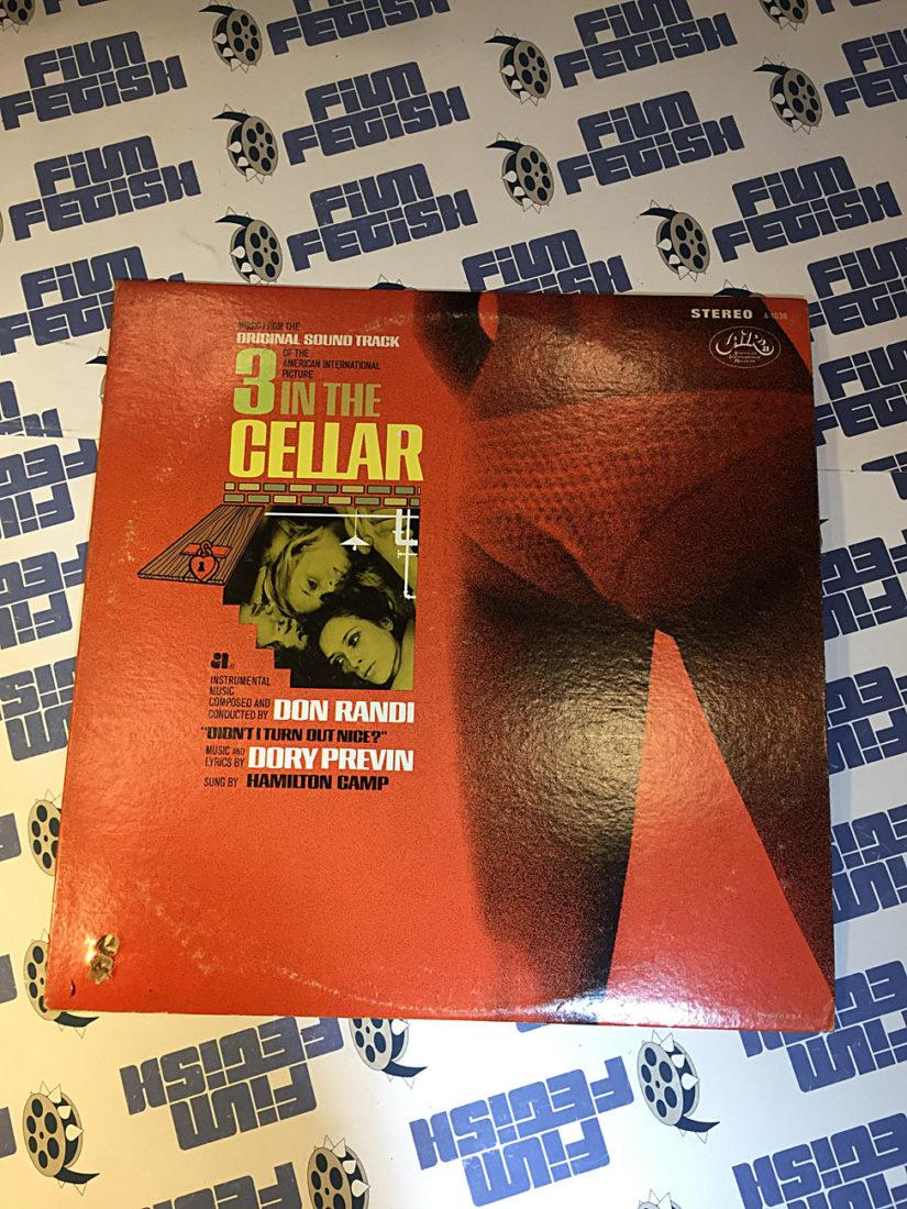 3 In The Cellar Original Soundtrack Original Vinyl Edition (1970)