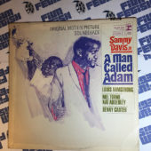 A Man Called Adam Original Motion Picture Soundtrack Vinyl Edition (1966)