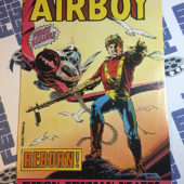 Eclipse Comics Airboy First Issue Reborn! (July 1986) [12328]